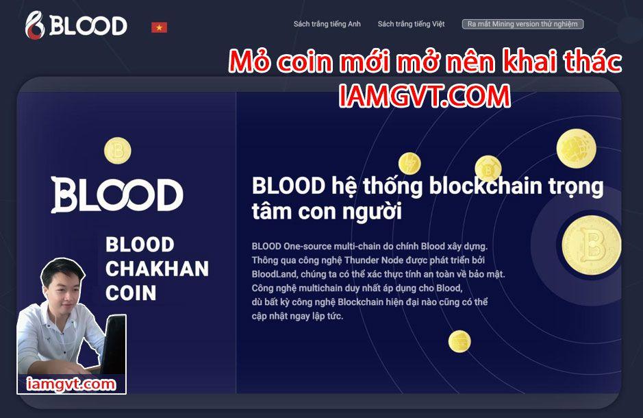 Kiếm Coin Với Blood